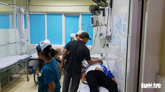 Hải Phòng: Điều tra vụ nam sinh viên nhập viện kiểm tra sức khỏe sau khi bị tạm giữ hành chính - Ảnh 1