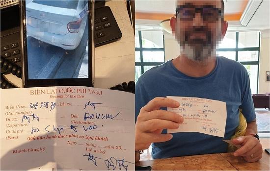 """Taxi Thanh Nga nói gì về vụ tài xế bị tố """"chặt chém"""" du khách nước ngoài ở Hà Nội? - Ảnh 1"""
