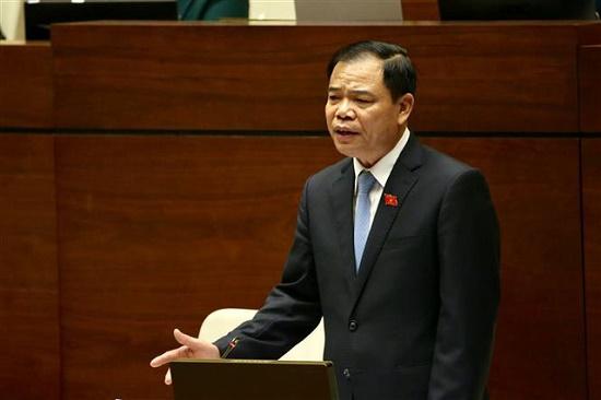 """Bộ trưởng Nguyễn Xuân Cường: """"Resort, khách sạn bịt đường ra biển sao lại hỏi ông bộ Nông Nghiệp?"""" - Ảnh 1"""
