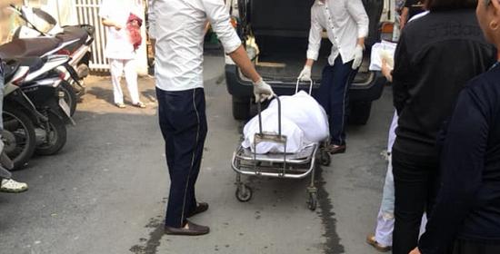 Vụ thai phụ tử vong trong nhà trọ ở Hà Nội: Người dân bàng hoàng kể lại sự việc - Ảnh 1