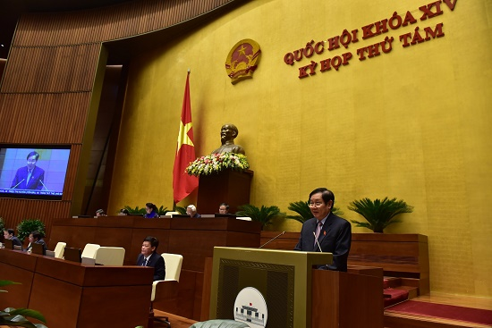 Bộ trưởng Lê Vĩnh Tân sẽ tự làm bản kiểm điểm gửi Thủ tướng Chính phủ - Ảnh 1