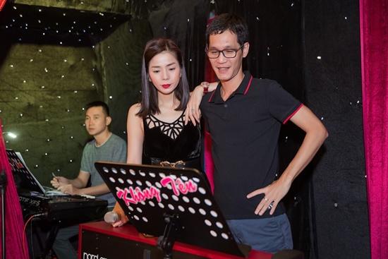 Hé lộ về dàn nhạc đỉnh nhất Việt Nam giúp Lệ Quyên thăng hoa trên sân khấu - Ảnh 2
