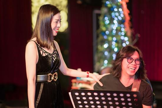 Hé lộ về dàn nhạc đỉnh nhất Việt Nam giúp Lệ Quyên thăng hoa trên sân khấu - Ảnh 4