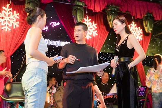 Hé lộ về dàn nhạc đỉnh nhất Việt Nam giúp Lệ Quyên thăng hoa trên sân khấu - Ảnh 5