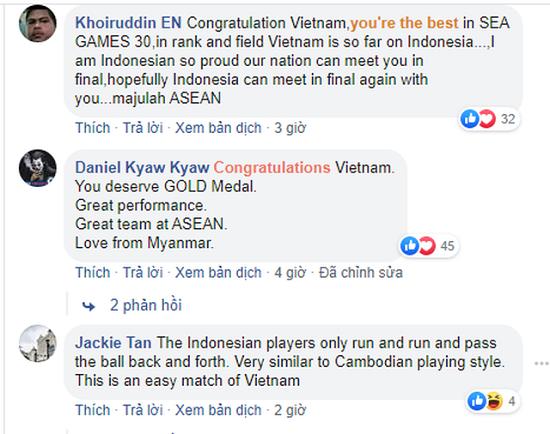 """Cổ động viên Indonesia: """"Việt Nam đang tiến bộ thần tốc và giờ là đội mạnh nhất Đông Nam Á"""" - Ảnh 3"""