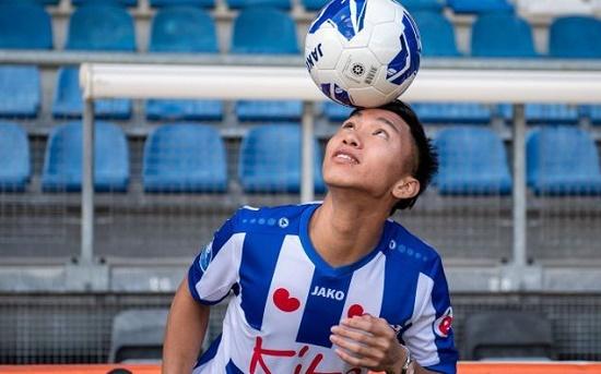 Báo Hà Lan đặt niềm tin Đoàn Văn Hậu sẽ được thi đấu tại SC Heerenveen - Ảnh 1