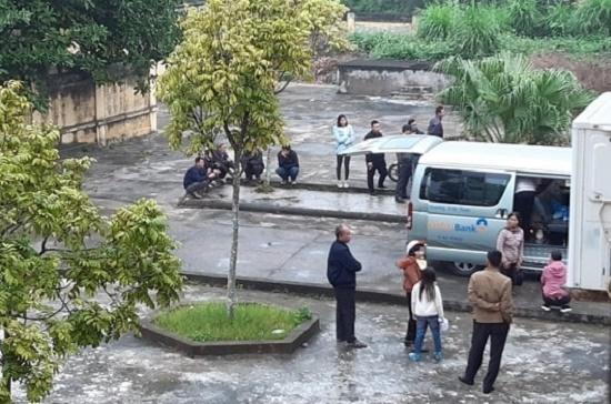 Ninh Bình: Nguyên Phó Giám đốc bệnh viện Kim Sơn tử vong dưới ao nước - Ảnh 1