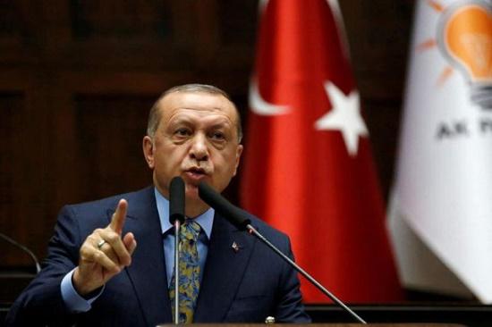 "Thổ Nhĩ Kỳ dọa ""cấm cửa"" quân đội Mỹ sau khi bị ""dằn mặt"" - Ảnh 1"