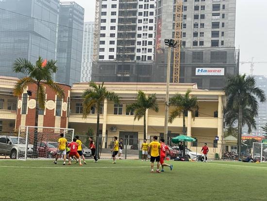 Giải bóng đá tranh Cúp mùa Xuân 2019 - Ảnh 2