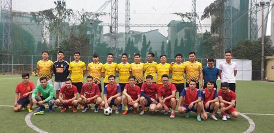Giải bóng đá tranh Cúp mùa Xuân 2019 - Ảnh 5