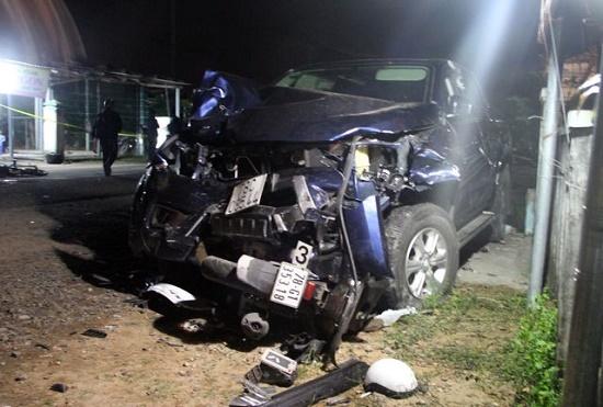 Vụ xe bán tải tông 4 người chết ở Phú Yên: Bác thông tin nạn nhân thứ 5 tử vong - Ảnh 2