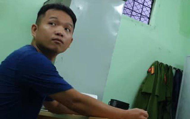 Thiếu úy công an cưỡng đoạt tài sản của sinh viên đối diện án phạt 10 năm tù - Ảnh 1