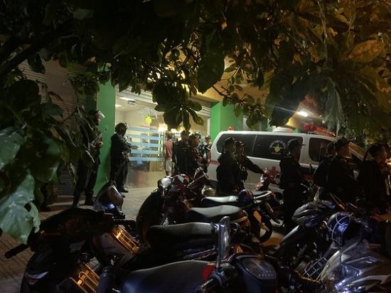 Hơn 100 cảnh sát vây ráp nhóm tín dụng đen khống chế giám đốc bệnh viện ở Đồng Nai  - Ảnh 1