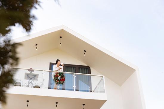 Bên trong khu resort triệu đô của Lý Nhã Kỳ mới khai trương trên đồi Đà Lạt - Ảnh 13