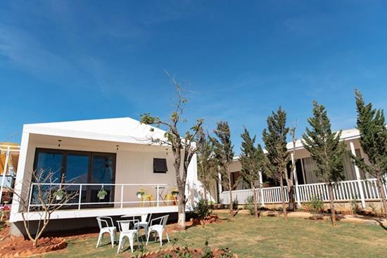 Bên trong khu resort triệu đô của Lý Nhã Kỳ mới khai trương trên đồi Đà Lạt - Ảnh 5