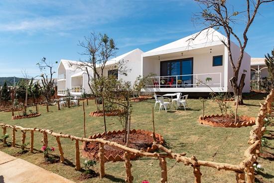 Bên trong khu resort triệu đô của Lý Nhã Kỳ mới khai trương trên đồi Đà Lạt - Ảnh 8