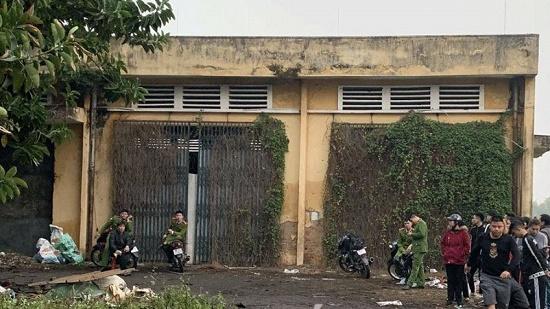 Bắc Giang: Tá hỏa phát hiện người phụ nữ tử vong với nhiều vết đâm tại bãi phế liệu - Ảnh 1