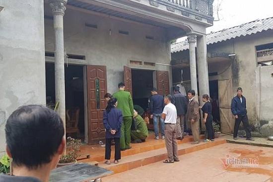 """Người may mắn thoát nạn vụ trọng án 5 người chết ở Thái Nguyên: """"Không hiểu sao Chín lại không ra tay với tôi"""" - Ảnh 1"""
