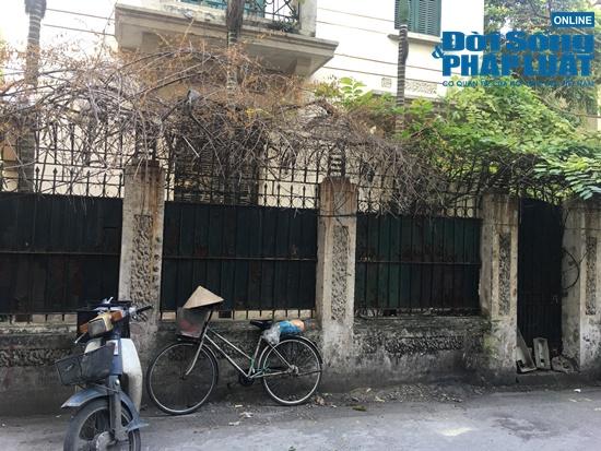 Biệt thự  phố cổ 400m2 cựu chủ tịch Hoàng Văn Nghiên từng ở bỏ hoang giữa Thủ đô - Ảnh 4
