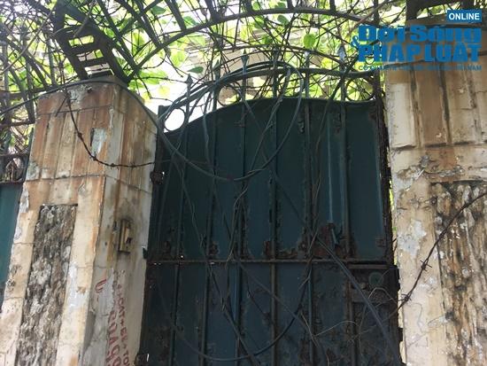 Biệt thự  phố cổ 400m2 cựu chủ tịch Hoàng Văn Nghiên từng ở bỏ hoang giữa Thủ đô - Ảnh 6