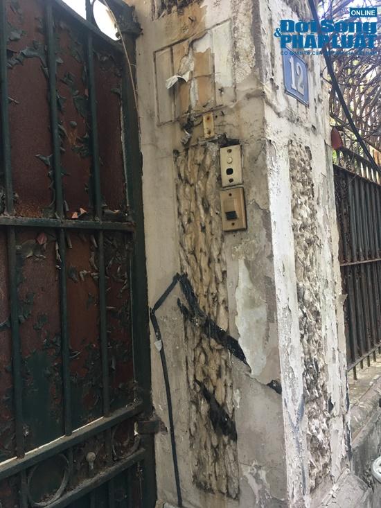 Biệt thự  phố cổ 400m2 cựu chủ tịch Hoàng Văn Nghiên từng ở bỏ hoang giữa Thủ đô - Ảnh 10