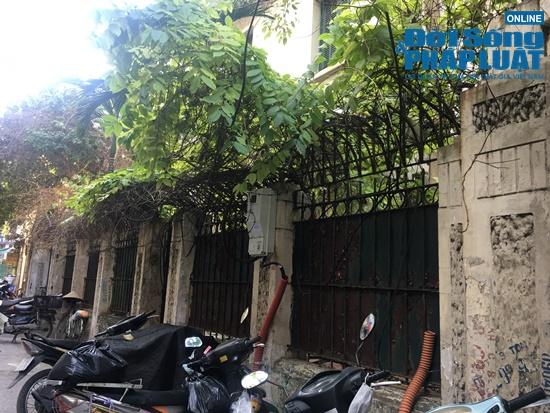 Biệt thự  phố cổ 400m2 cựu chủ tịch Hoàng Văn Nghiên từng ở bỏ hoang giữa Thủ đô - Ảnh 5