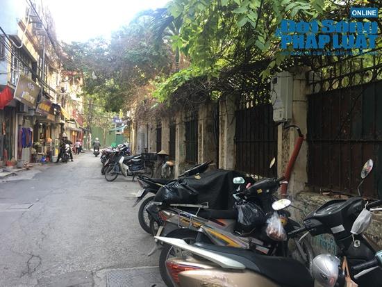 Biệt thự  phố cổ 400m2 cựu chủ tịch Hoàng Văn Nghiên từng ở bỏ hoang giữa Thủ đô - Ảnh 16