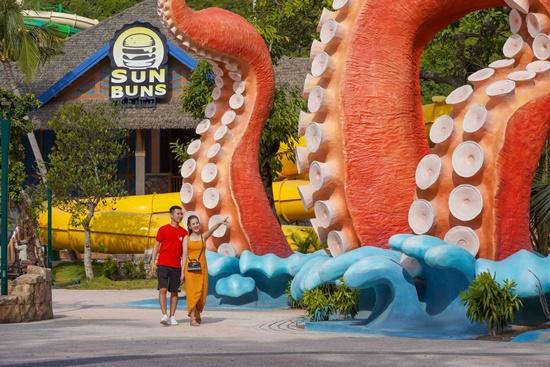 Phú Quốc chính thức ra mắt công viên nước theo chủ đề hiện đại nhất Đông Nam Á - Ảnh 8