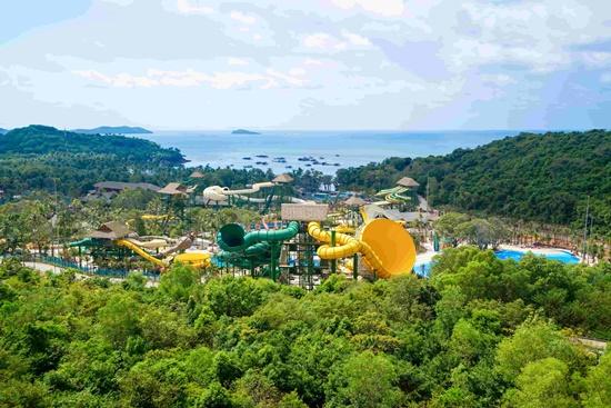 Phú Quốc chính thức ra mắt công viên nước theo chủ đề hiện đại nhất Đông Nam Á - Ảnh 10