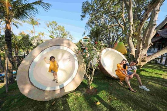 Phú Quốc chính thức ra mắt công viên nước theo chủ đề hiện đại nhất Đông Nam Á - Ảnh 1
