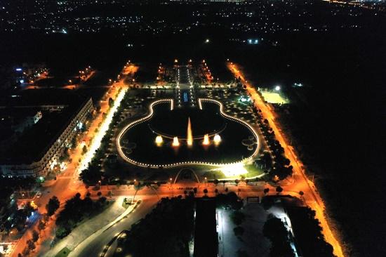 Tập đoàn Nam Cường tổ chức Lễ khánh thành Công viên Âm nhạc - Ảnh 3