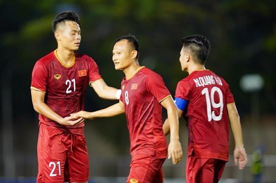 Hé lộ sức mạnh của U22 Campuchia - đối thủ của U22 Việt Nam ở bán kết SEA Games 30 - Ảnh 2
