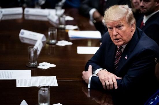 Nhà Trắng từ chối tham gia cuộc điều tra luận tội Tổng thống Donald Trump - Ảnh 1