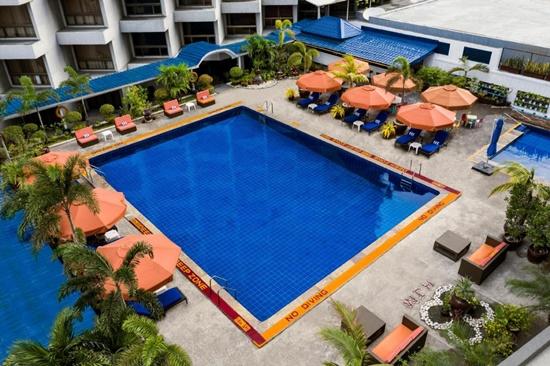 Bên trong khách sạn U22 Việt Nam và U22 Indonesia cùng lưu trú tại Philippines - Ảnh 12
