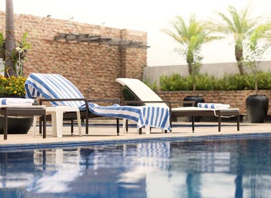 Bên trong khách sạn U22 Việt Nam và U22 Indonesia cùng lưu trú tại Philippines - Ảnh 9