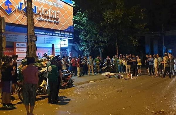 """Tài xế """"xe điên"""" đâm nữ công nhân quét rác tử vong ở Hà Nội có thể đối diện với mức án nào? - Ảnh 1"""
