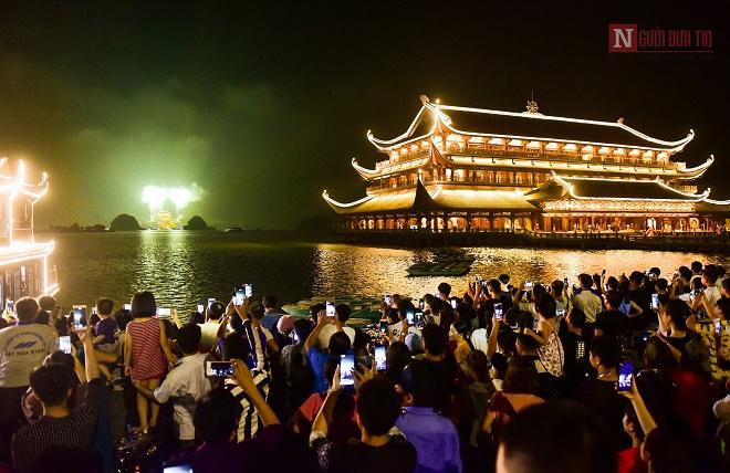 Mãn nhãn ngắm nhìn dàn pháo hoa tại Đại lễ Phật đản Vesak 2019 - Ảnh 3