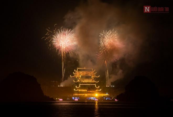 Mãn nhãn ngắm nhìn dàn pháo hoa tại Đại lễ Phật đản Vesak 2019 - Ảnh 5