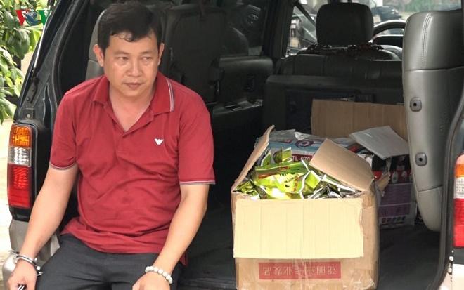 Triệt phá đường dây vận chuyển gần 100kg ma túy từ Campuchia về Việt Nam - Ảnh 1