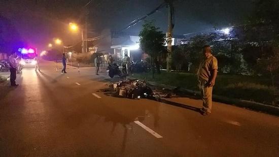 Xe khách tông mạnh vào đuôi xe kéo đỗ ven đường, một người tử vong - Ảnh 2