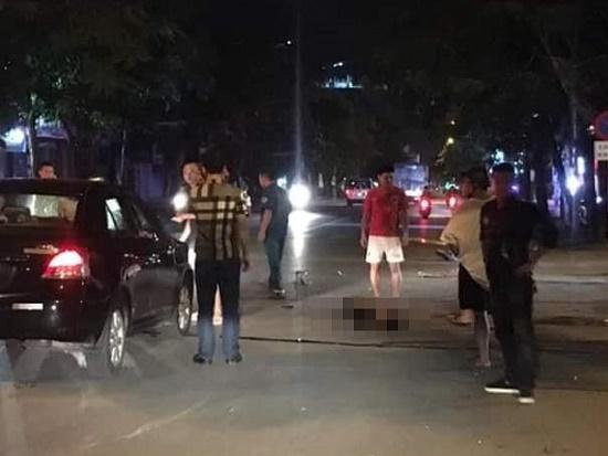 Tài xế say rượu tông trọng thương 2 học sinh trong đêm - Ảnh 1
