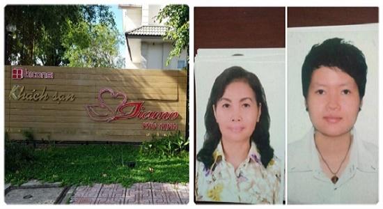 Vụ 2 thi thể giấu trong bê tông: Điểm kì lạ của nhóm nghi phạm sống 1 tháng trong khách sạn - Ảnh 1