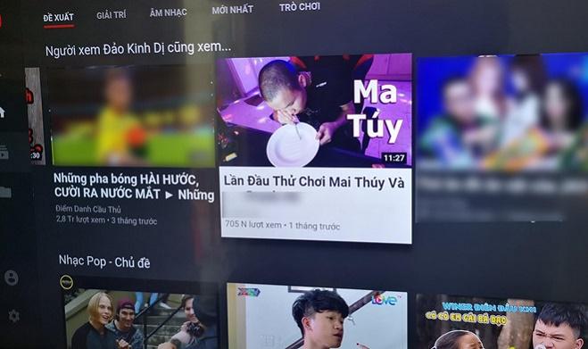 Xuất hiện YouTuber Việt Nam quay video hướng dẫn chơi ma túy - Ảnh 1