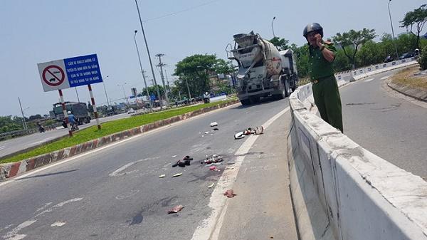 Đà Nẵng: Tai nạn kinh hoàng tại cầu Hòa Cầm, 2 người phụ nữ nguy kịch - Ảnh 2