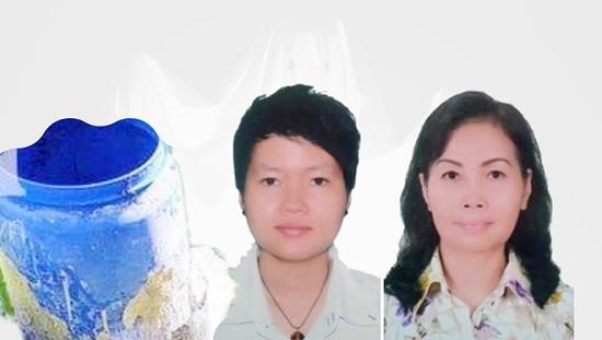 Vụ 2 thi thể giấu trong bê tông ở Bình Dương: Bí ẩn tập tài liệu tại hiện trường gây án - Ảnh 1