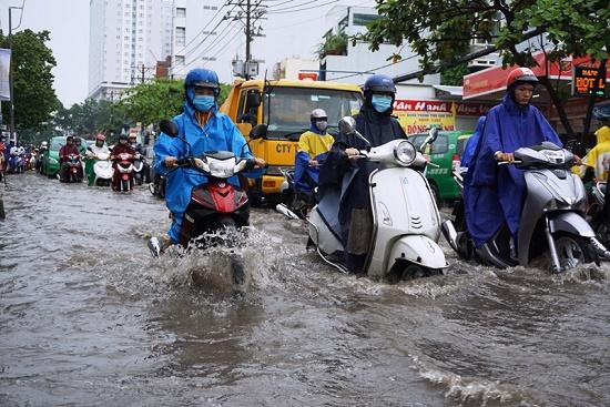 Tin tức dự báo thời tiết mới nóng nhất trong hôm nay 21/5/2019: Hà Nội có mưa rào và dông, đề phòng ngập úng - Ảnh 2