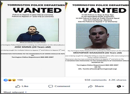 Tội phạm truy nã hứa sẽ ra đầu thú nếu bài đăng truy nã hắn trên FB đủ 15.000 likes - Ảnh 1