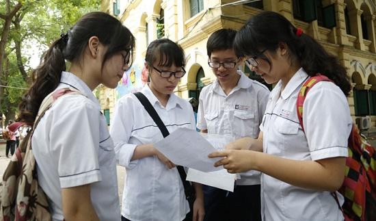 Học sinh thi vào lớp 10 Hà Nội bắt đầu nhận phiếu báo dự thi từ hôm nay (24/5) - Ảnh 1