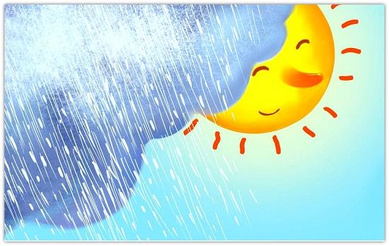 Thời tiết hôm nay 25/5/2019: Hà Nội nắng nóng 38 độ C, đêm có mưa dông - Ảnh 1