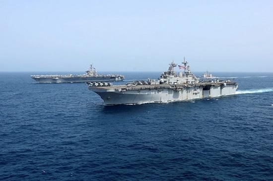"""Tướng Iran cảnh báo nhấn chìm chiến hạm Mỹ ở vùng Vịnh bằng """"vũ khí bí mật"""" - Ảnh 1"""